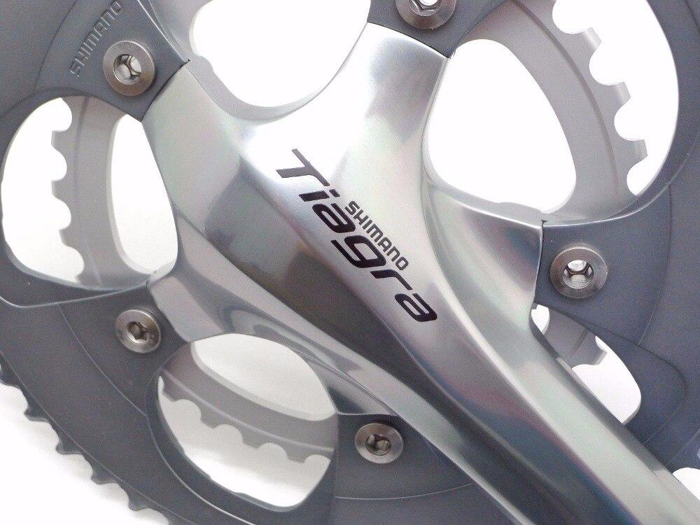 Shimano Tiagra 4650 10 vitesses vélo de route vélo bmx pédalier 50/34 T 165 170 172.5 175mm avec bb4600 - 3