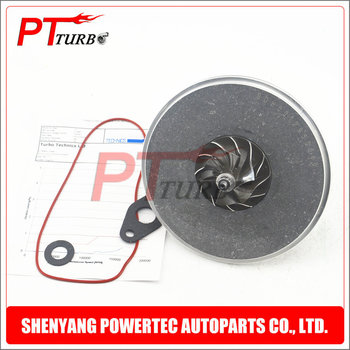 For Peugeot 806 807 2.0 DHi 80 Kw 109 HP DW 10ATED4S - Balanced turbolader cartridge 713667 NEW core repair kit turbine 0375F9