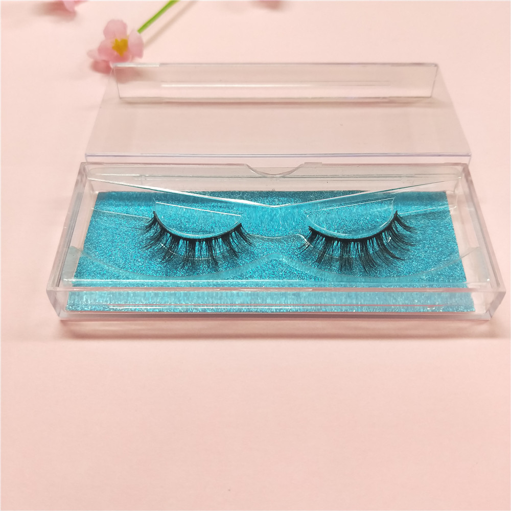 10 Pairs mink eyelashes natural long 3d eyelashes 3d mink lashes hand made makeup false lashes Faux lash extension free shipping