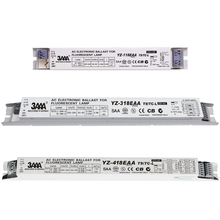 3AAA YZ-118EAA YZ-318EAA YZ-418EAA T8/TC-L 220V 1*18W 4*18W T8 Electronic Ballast For T8 Fluorescent Lamp Advertising Light Box