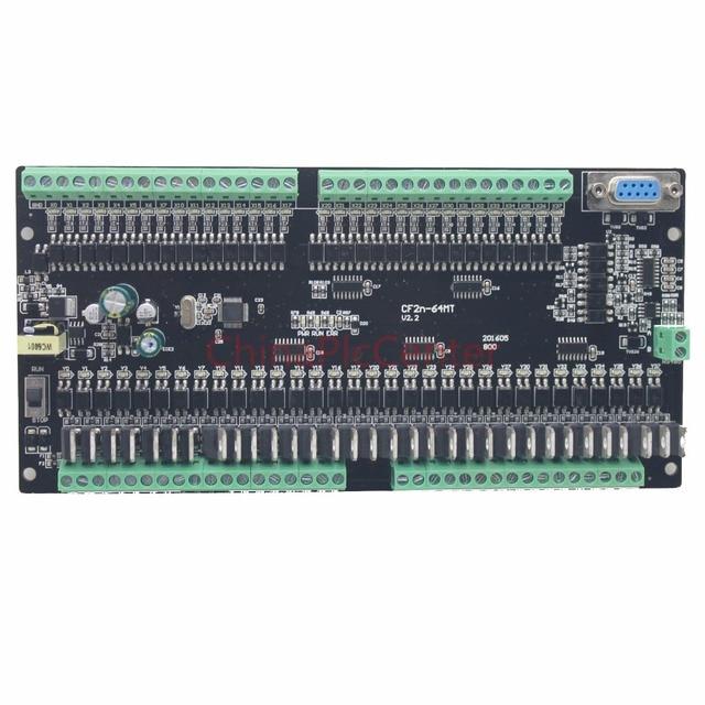 FX2N CF2N 64MT RS485 programmable logic controller 32 input 32 Transistors output plc controller automation controls plc system