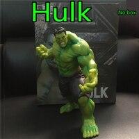 20cm Hot Movie Marvel S The Avengers The Hulk Anime Figure Toy Cartoon Hulk Display Model