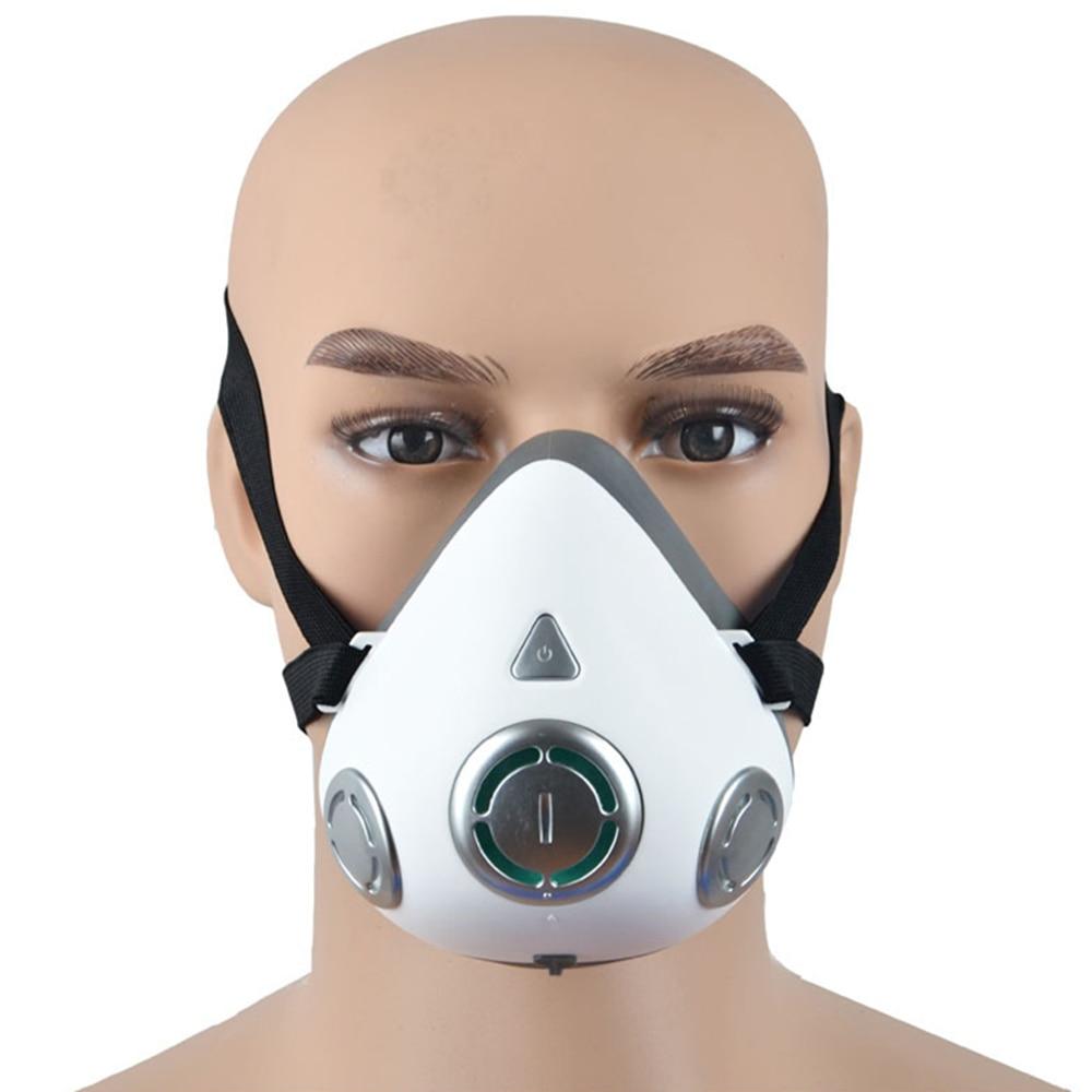 Smart Electric Electronic Dust Mask Formaldehyde Pregnant Women for Fog Haze Pm2.5 Dust Haze Second - Hand Smoke жидкость для генераторов эффектов синтез аудио disco fog haze oil 1