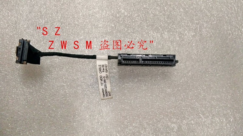 Подробнее о Genuine New laptop Hard Disk Drive interface Flex cable fit For HP CQ58 2000 650 655 Series notebook HDD cable 35090KQ00-26N-G genuine new free shipping original laptop hard drive interface for hp pavilion dv7 4000 series dv7 5000 series sata hdd cable