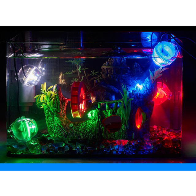 Aquarium Decorations, Aquarium Volcano, Aquarium Air Bubbler Decorations for Fish Tank