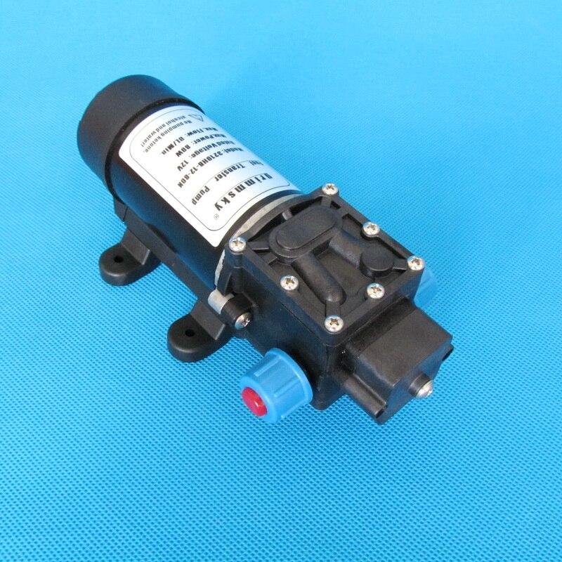 8L/Min 80 W 12 V DC pompe d'aspiration d'huile à haut débit pour essence, diesel, kérosène, huile moteur - 5