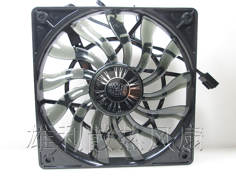 Free Delivery.120 Slim MINI Swirling 12CM ultra-thin PWM cooling fan free delivery original afb1212she 12v 1 60a 12cm 12038 3 wire cooling fan r00