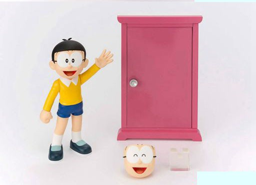 ︻12 см японского аниме Рисунок DORAEMON Nobita nobi ...