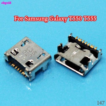 2PCS/Lot For Samsung Galaxy Tab A 9.7 T550 T555 SM-T550 USB Charge Jack Plug Connector Charging Dock Socket Port image
