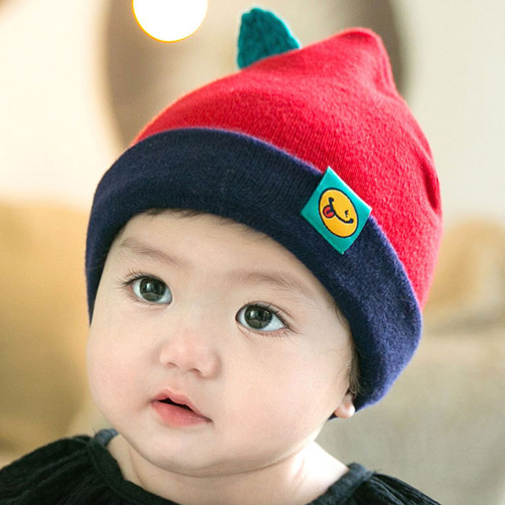 Cap Toddler Adorable Beanie Baby Accessory Autumn Winter Knitting Kids Gifts Bonnet