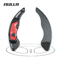 NULLA Carbon Interior Accessories For Subaru Legacy Forester GT86 XV BRZ 2015 2016 2017 Steering Wheel Extension Paddle Shift