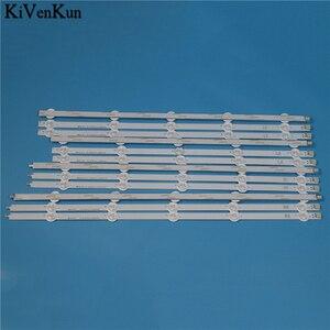 Image 2 - HD lamba LED arka ışık şeridi için 50LA613S 50LA613V 50LA615S 50LA615V 50LA6208S 50LA620V ZA ZB ZG bar... televizyon LED bantları
