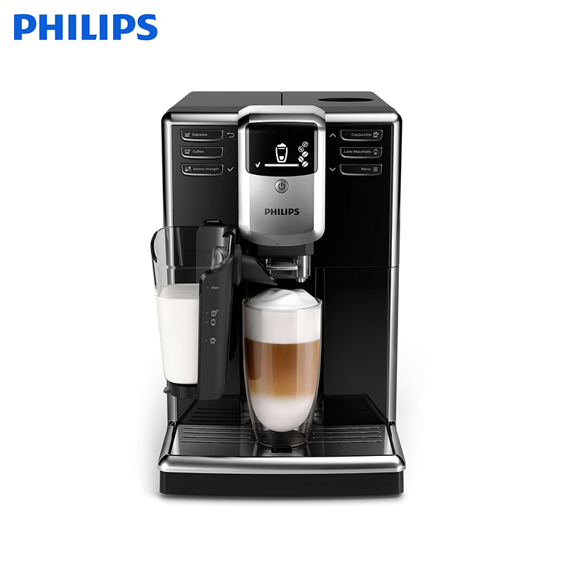 Fully automatic espresso machine Philips Series 5000 EP5030/10 LatteGo american style fully automatic coffee machine home drip type small commercial one machine