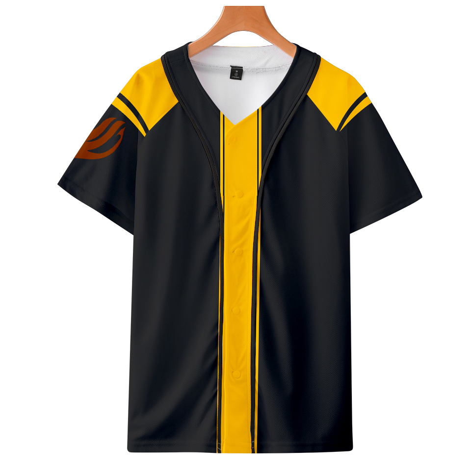 NEW 3D FAIRY TAIL Harajuku T-shirts Women Clothes Short Sleeve Baseball Tees TShirt Casual Tops Plus Size
