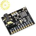 Новый PCM5102A DAC звуковая карта плата pHAT 3 5 мм стерео разъем 24 бит цифровой аудио модуль для Raspberry Pi ES9023 PCM1794 разъем