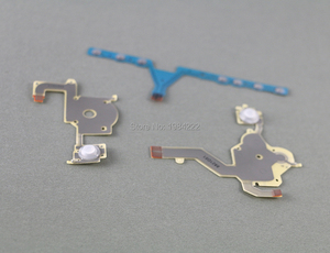 Image 2 - OCGAME 10sets/lot high quality Replacement Direction Cross Button Left Key Volume Right Keypad Flex Cable for PSP 3000 psp3000