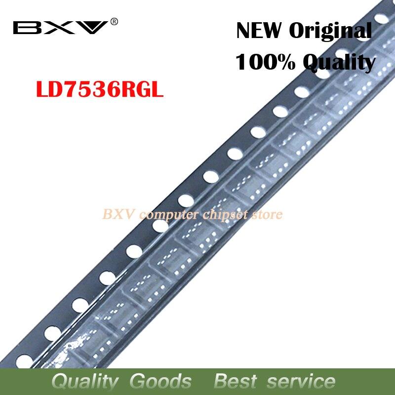 10pcs LD7536RGL LD7536RG LD7536R LD7536 Sot23-6 Chipset