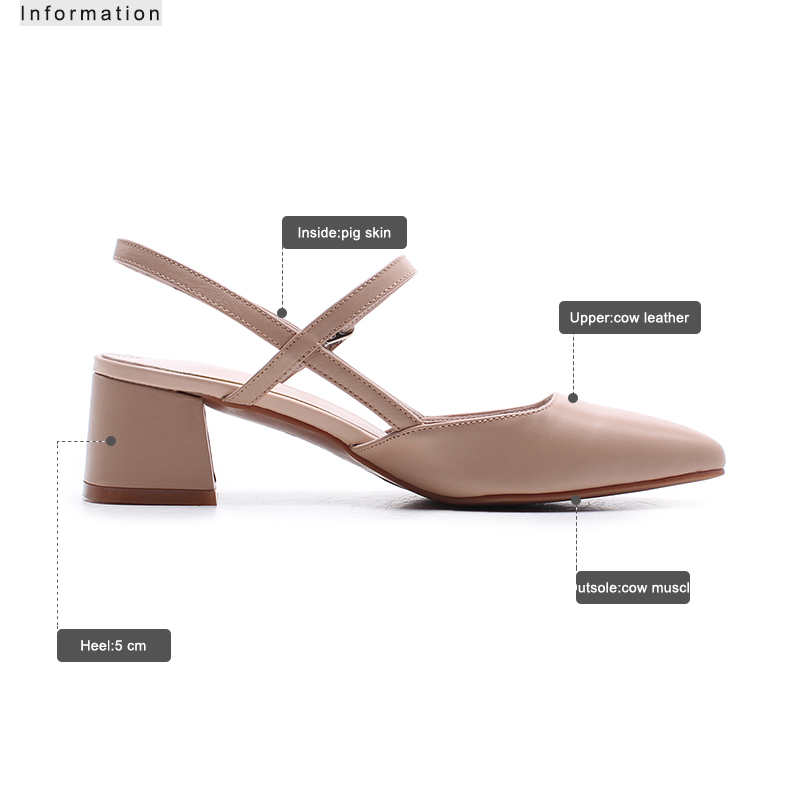 2019 Las Zapatos Cuero Mujeres De Sandalias 43jl5raq Genuino Isnom Y6v7ygbf