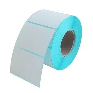 Image 2 - Etichette di spedizione 20x10mm 700 adesivo con codice a barre Per rotolo più forte e spesso spedizione termica senza BPA, adesivo vuoto Per supermercato
