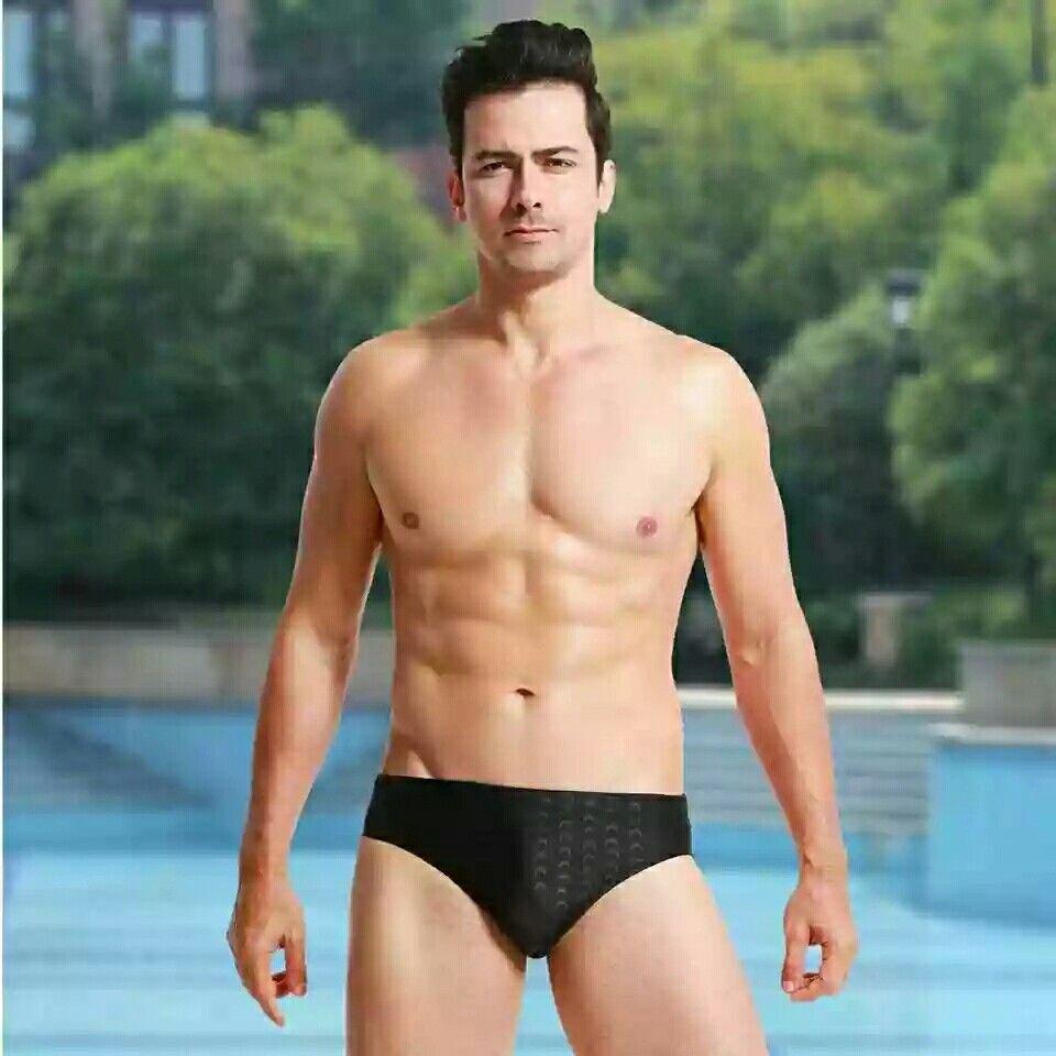 ae5050267928be Swimsuit Swimwear Men Underpants May Trunks Men s Shorts Thong Pool  Sportswear Beach Swimsuits Bikini Briefs-in Briefs from Underwear    Sleepwears on ...