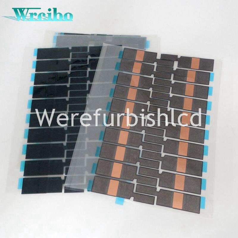 imágenes para Wrcibo original tablero largo pegatina para iphone 7 7 anti-stati p plus motherboard frente cubierta de protección aislante grande etiqueta adhesiva