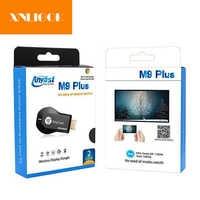 NUOVO AnyCast M9 Più Il 1080P Senza Fili RK3036 TV Stick WiFi Display Dongle HDMI Ricevitore Multimediale TV Stick DLNA Airplay miracast