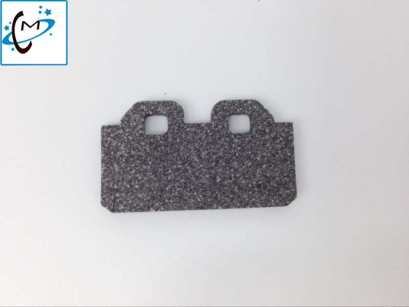 100% Original Eco solvent printer Felt Roland RE-640 Wiper Original VS-640 / VS-300 / VS-420 / VS-540 / XF-640 / RE-640 wiper original roland vs 640 vs 300 vs 420 vs 540 xf 640 re 640 piezo photo printer solvent wiper dx7 printhead wiper 1pcs