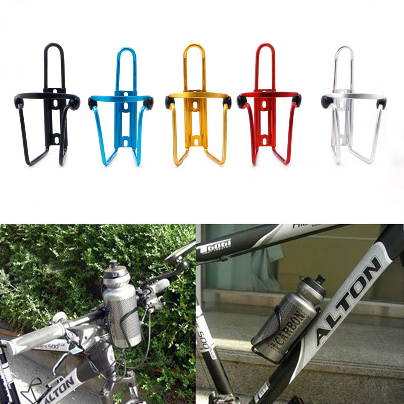 Bicycle Water Bottle Cages Sports Drink Plastic Holder Cycling Bike Rack New