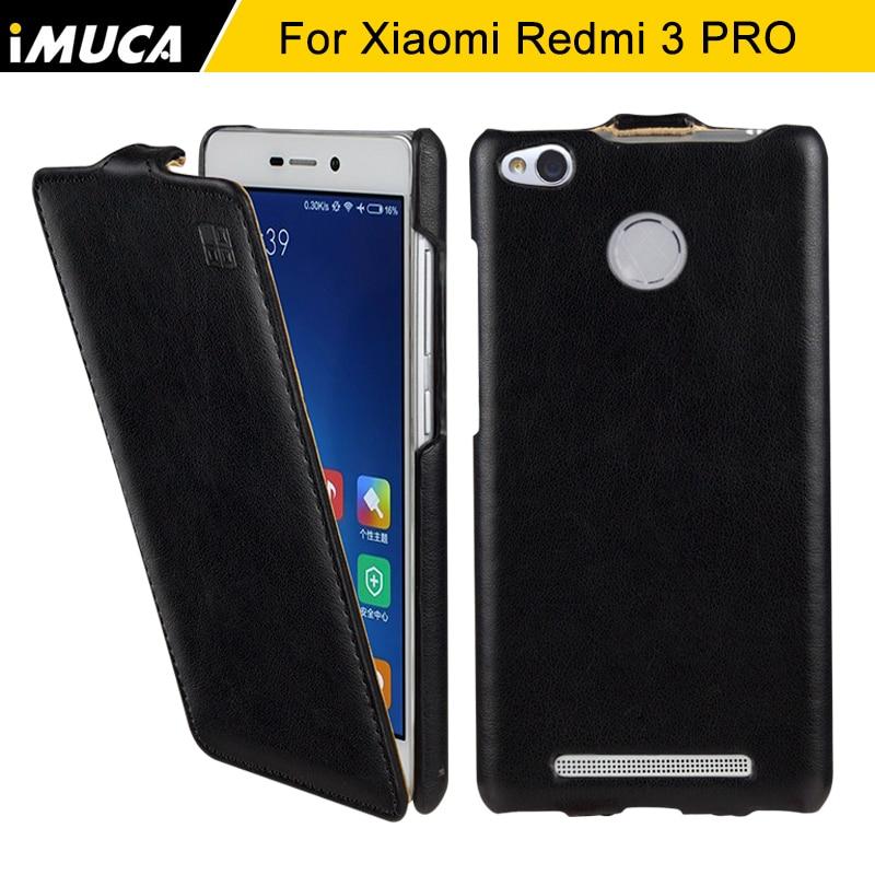 Xiaomi Redmi 3 S Fall Xiaomi Redmi 3 pro 3 S Fall Cover iMUCA Flip Ledertasche Für xiaomi redmi 3 S 3 Pro 3 S Prime Phone fällen