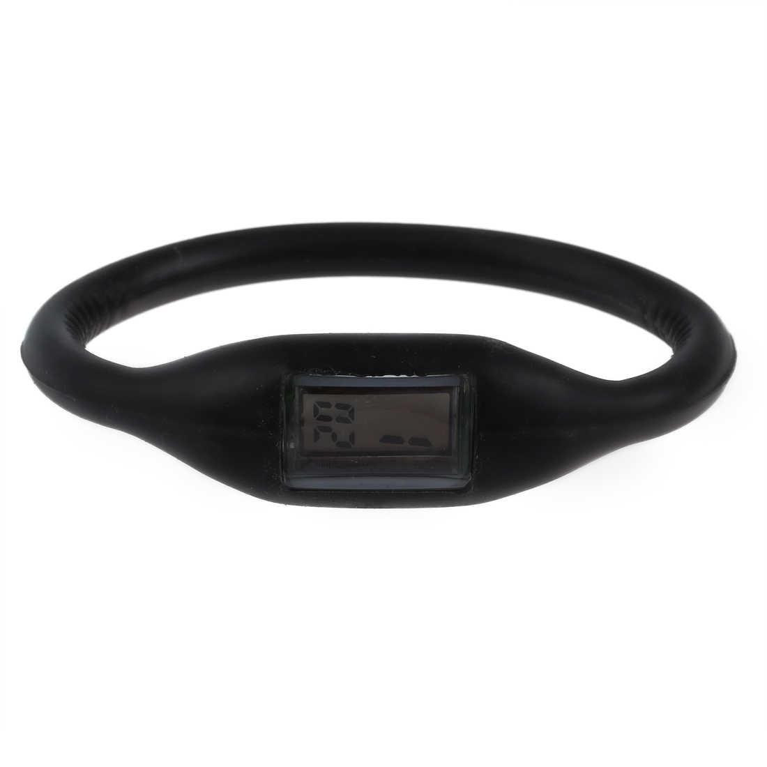 Nuevo reloj Digital de silicona Unisex Anion negativo Ion hombres mujeres deportes reloj de pulsera para estudiante