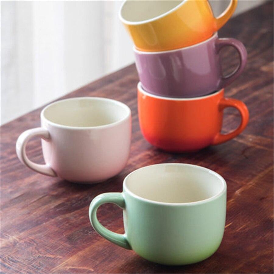 Japanese Creative Coffee Mugs Cup Belly Beautiful Art