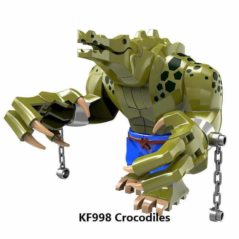 1 Pc Rancor Blocos Compatíveis Figura Animal Selvagem Conjunto de Blocos de Construção Tijolos DIY Brinquedos Educativos para Crianças