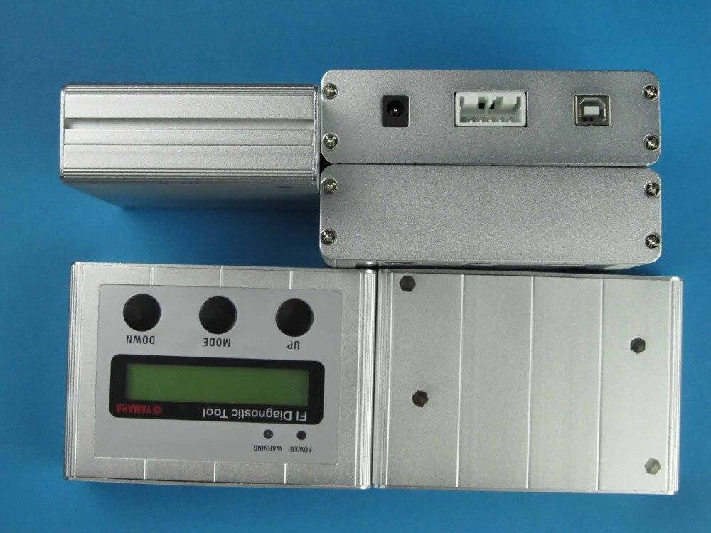 Neuesten surpac handheld moto diagnose-tool für yamaha moto rcycle scanner 2 jahre garantie voll kabel