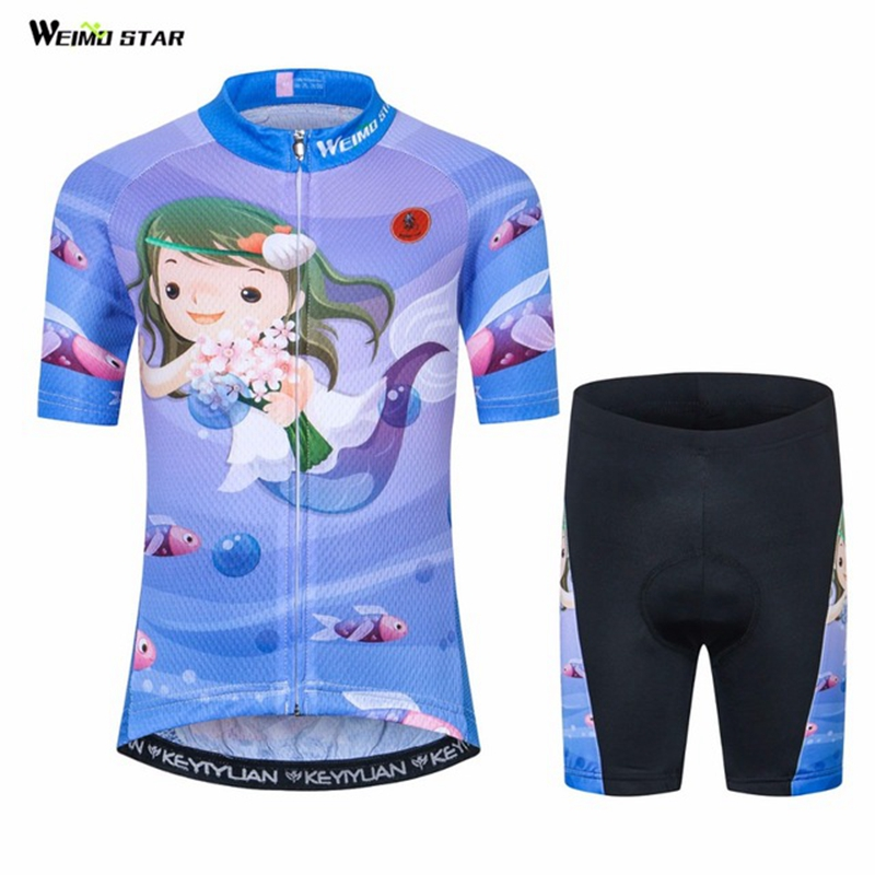 Kids Cycling Clothing Children Bike Jersey Shorts sets Bicycle Top Maillot Ropa Ciclismo Boy mtb Shirts Suit S-XXL 2018 New children s bicycle kids balance bike ride on toys for kids four wheels child bicycle carbon steel bike for children 1 2 years