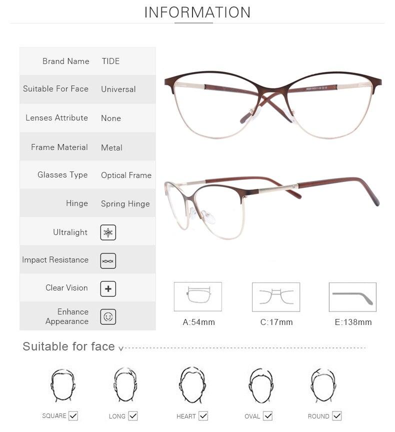 aef481d8223 2019 ANTEOJOS Female Eyeglass Frames High End Rhinestones Insert ...