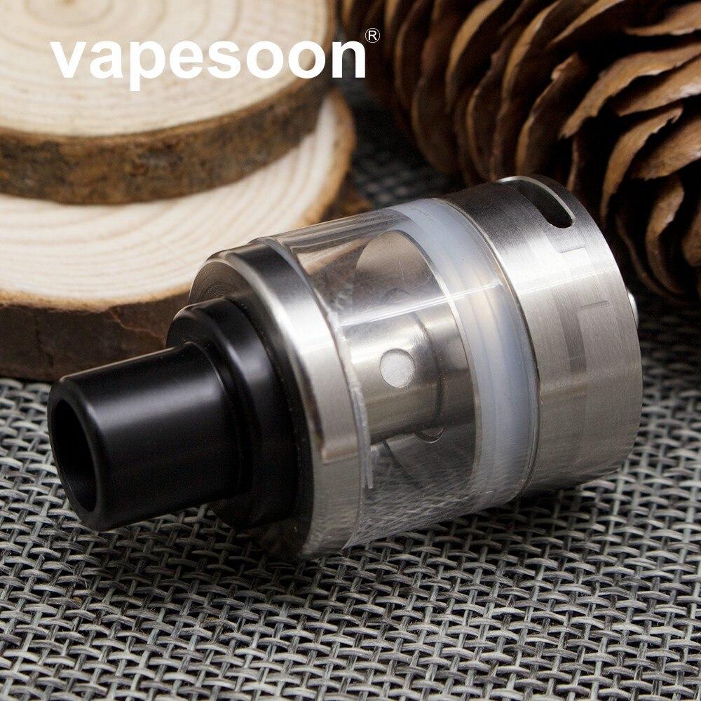 Originale vapesoon EC-RTA Bobina Serbatoio Ricostruibile 24.5mm con CE 0.3ohm Melo 0.5ohm come iJust 2 S 3 mini Atomizzatore Nucleo Testa bobina