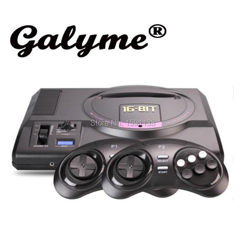 Motiviert Hot Hdmi 16 Bit Video Spielkonsole Sega Mega Drive 1 Genesis High Definition Hdmi Tv Mit 2,4g Wireless Controlle Patrone QualitäTswaren Videospielkonsolen