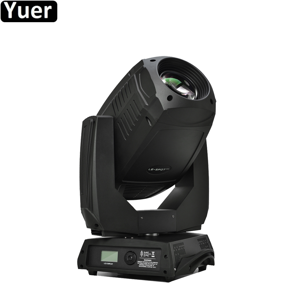 2019 Newest Stage Lighting LED 330W Spot Moving Head Light Rism 3 Facet Pism With Bi-Direction Rotating For Disco DJ Equipment