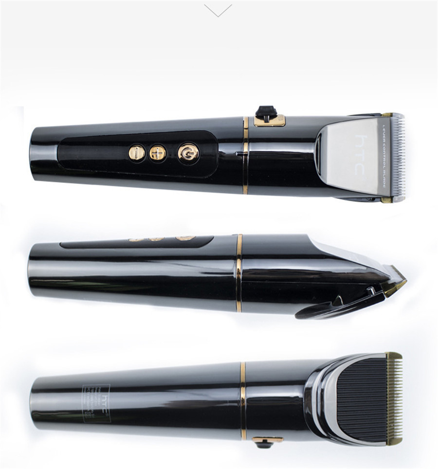 Image 5 - Professional Electric Hair Clipper 2500mA LCD Display Rechargeable Hair Trimmer For Men Beard Shaver Barber Hair Cutting Machine-in Hair Trimmers from Home Appliances