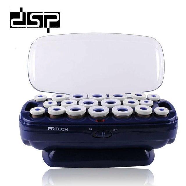 DSP لتقوم بها بنفسك مموج الشعر مجموعات ماجيك بكرات الشعر السريع أدوات التصميم شحن مجاني