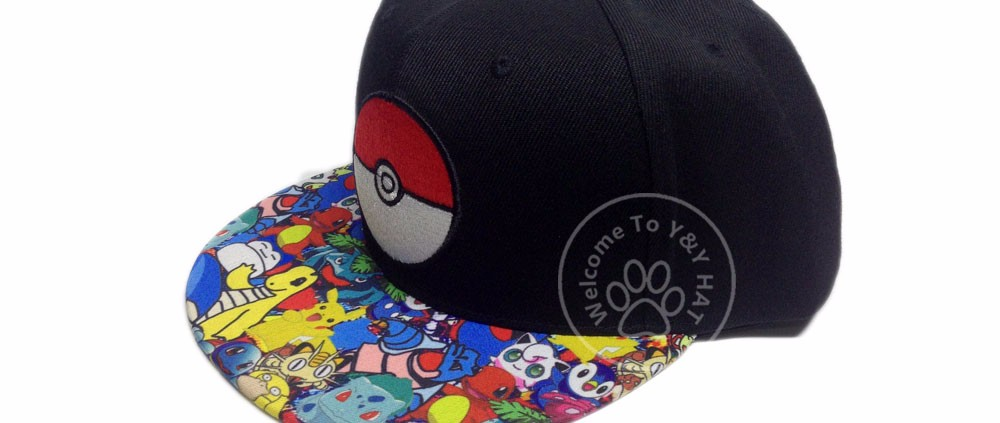 POKEMON-GO-HAT-for-men-gorra_10