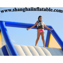 2016 Water Sports Inflatables Inflatable Trampoline,inflatable water slide and trampoline aqua fun inflatable water park