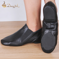 f026d316f6 Dongjak Full Grain Leather Ballet Dancing Shoes For Women Latin Pointe Dance  Shoes Jazz Sneakers For. Dongjak Grain Completa Couro Ballet Pointe Sapatos  ...