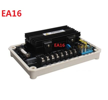 50-60Hz automatic voltage regulator for brushless generator avr EA16 50 60hz automatic voltage regulator for kutai brushless generator avr ea16 free shipping
