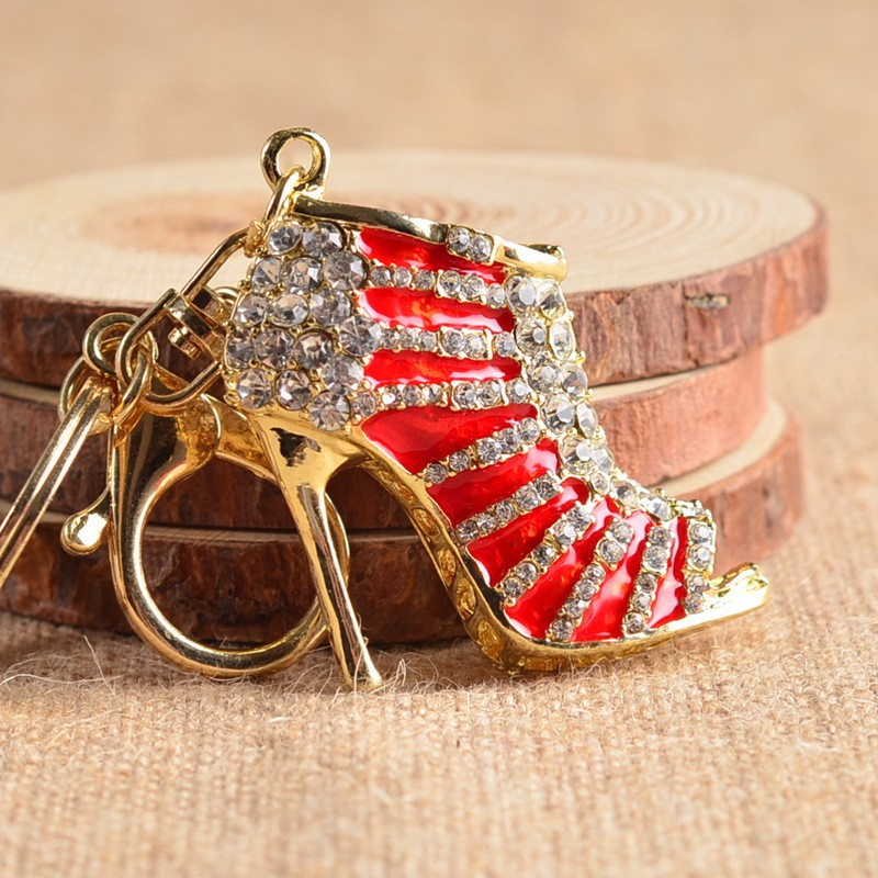 high heel shoes Keychain4
