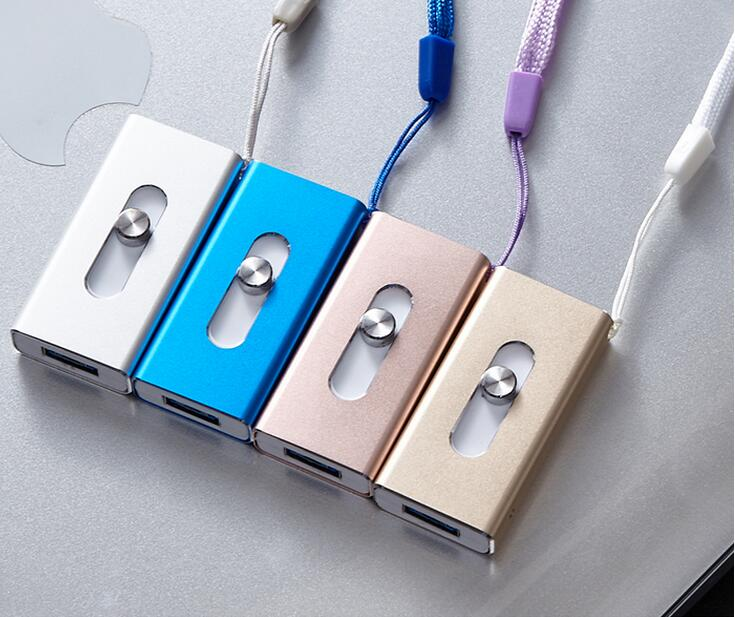 New arrival high quality i-Flash Drive 8GB-64GB Usb Pen Drive/Mobile OTG Usb Flash Drive For iPhone 5/5s/5c/6/6 Plus/ipad PG2