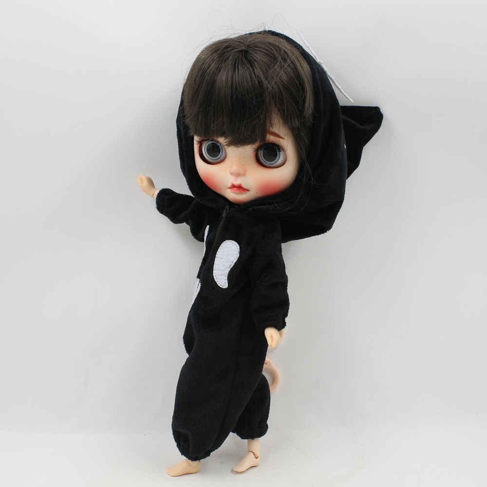 Наряды для Blyth куклы Хэллоуин спальный костюм для 1/6 azone BJD pullip licca