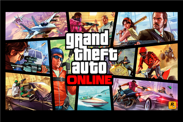 Custom Canvas Art Grand Theft Auto Poster GTA 5 San Andreas Game Wallpaper Grand Theft Wall Stickers Mural Home Decoration #773#