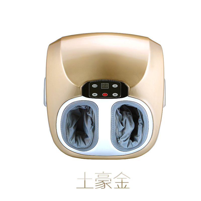 Therapy Foot Massage Device Air Pressure 3D Foot Massager Health Care Infrared Heating Shiatsu Kneading Feet Massager hfr 8802 3 healthforever brand wireless control kneading device legs instrument electric shiatsu air bag foot massager machine