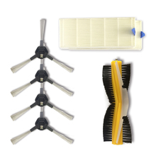 Side Brush, Hepa Filter and Rotating Brush Promotion Dibea D960 Vacuum Cleaner Parts